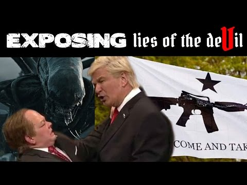 NEWS UPDATE: Alien Covenant Movie, SNL Skit: Trump-Spicer are Homosexuals and More