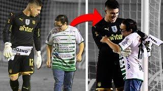 El GESTO Del ARQUERO De Peñarol Con Un RIVAL Con SINDROME De DOWN 😥