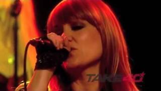 Vanessa Amorosi Hazardous Live