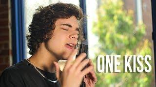 Calvin Harris, Dua Lipa - One Kiss (Cover by Alexander Stewart)