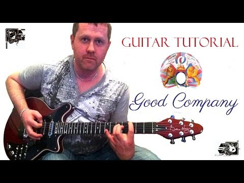 Download Good Company Ukulele Tutorial Queen Brian May With