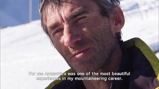 Erhard Loretan, breathing the smell of the sky (english sub)