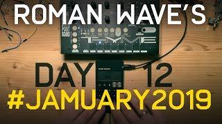 RomanWave's #Jamuary2019 / Day 12 / Bastl Thyme + PO-33 K.O.