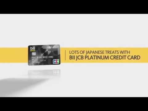 BII JCB Platinum - Viki Ads