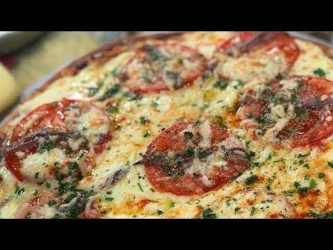 Los secretos de la pizza al molde - Morfi