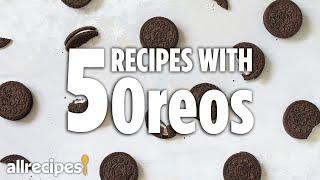 Top 5 Ultimate Oreo Recipes | Recipe Compilations | Allrecipes.com
