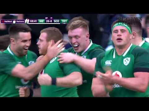 Irish Rugby TV: Ireland's 2018 Grand Slam Story
