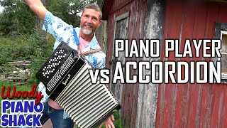 Button Accordion - HOW HARD CAN IT BE?