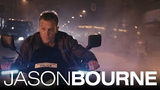 JASON BOURNE - Now Playing (TV Spot 52) (HD)