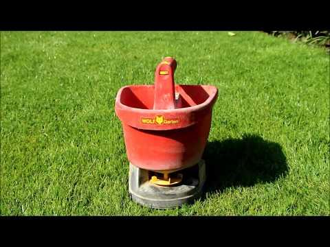 Rasen Unkrautvernichter und Düngen in einem Arbeitsgang - NewWonder555