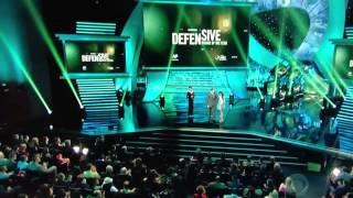 Нина Добрев и Йен Сомерхолдер, NFL Honors 2013, объявление победителя