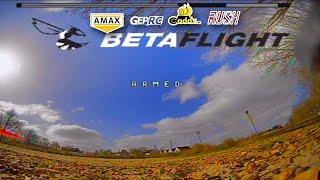 Amax Inno F5 FPV Test Flight # 1 (motors test) (unedited DVR) - 2021-04-03