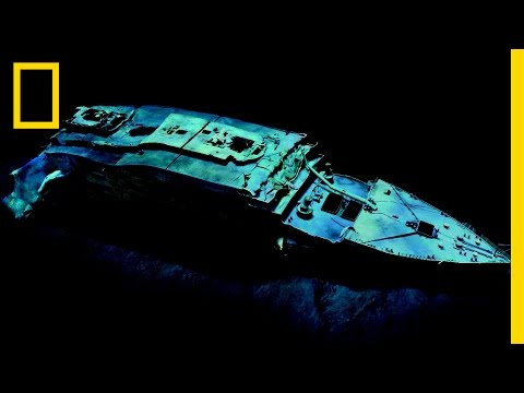 National Geographic Live! Restore the Titanic (2012)