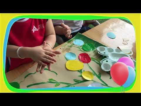 Lớp N2 AAE Cali khám phá sắc màu - Magic Colors