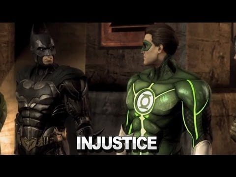 Injustice: Gods Among Us - Story Trailer thumbnail