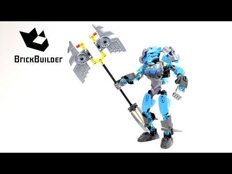 Vidéo LEGO Bionicle 70786 : Gali - Maître de l'Eau