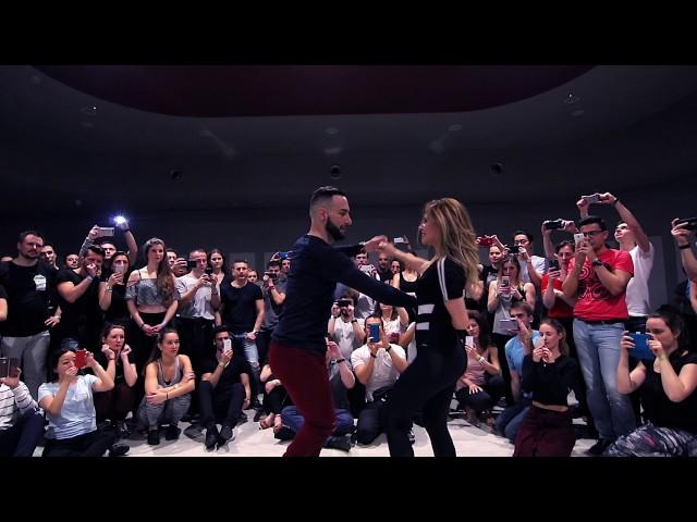 Sergio & Marichu - De La Ghetto - Contra La Tormenta