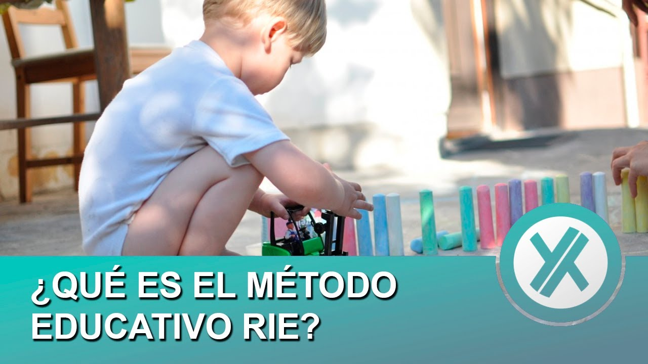 ¿Qué es el método educativo RIE? - Resources for Infant Educares