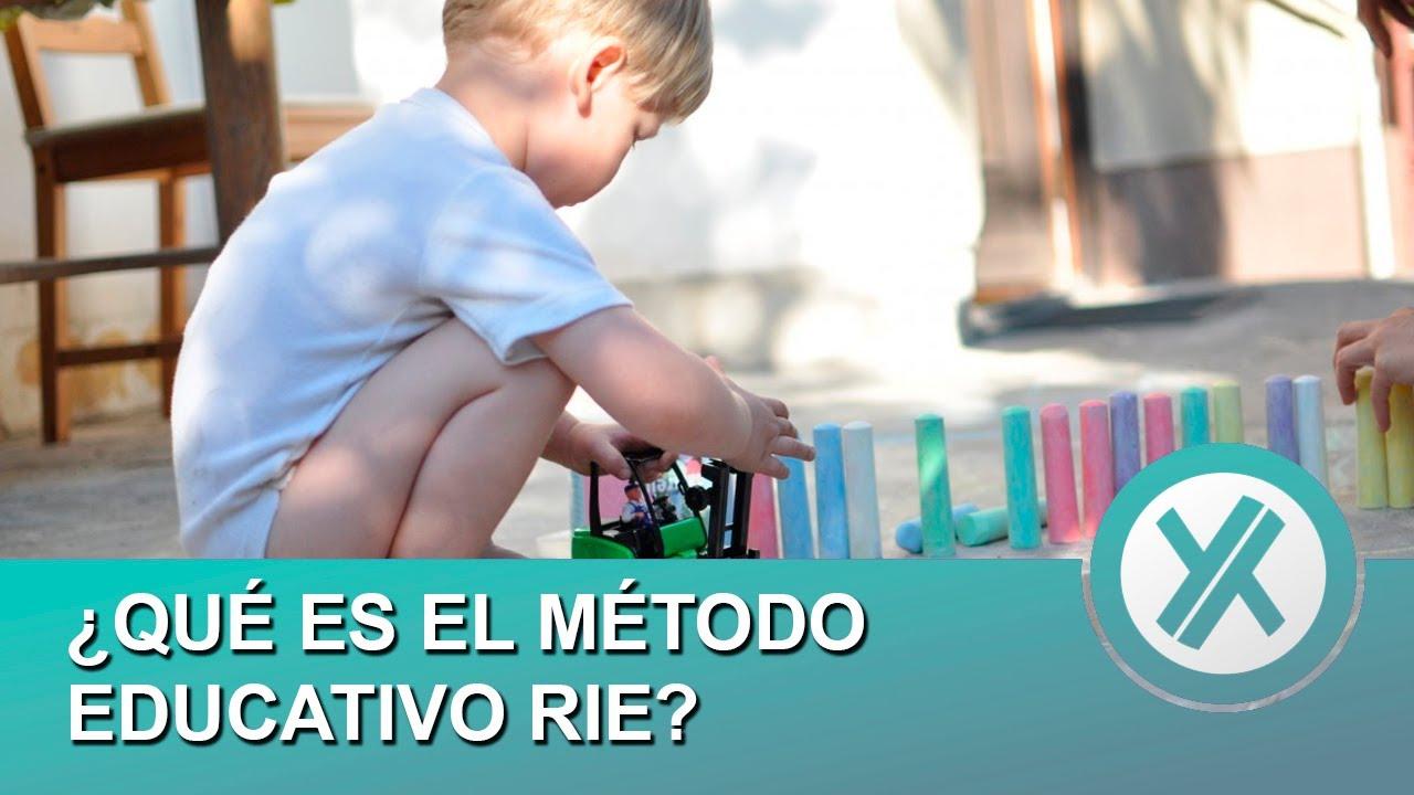 ¿Qué es el método educativo RIE? - Resources for Infant Educares