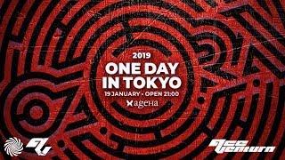 Ace Ventura   Ozora Festival   One Day In Tokyo 2019 DJ Set