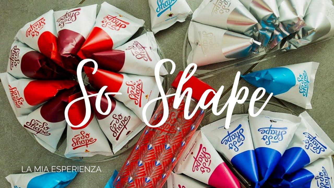 Rimettersi in forma con SoShape: opinioni e la mia esperienza