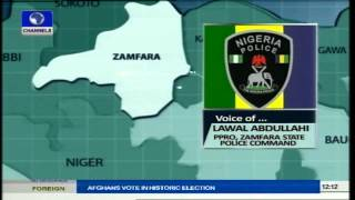 Zamfara Killings: Police Insist Death Toll Is 72