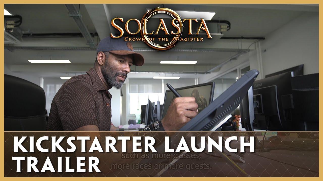Kickstarter Release