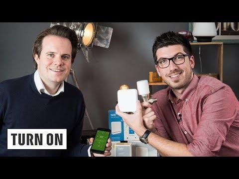 Tado zu Besuch: Wie helfen smarte Thermostate im Alltag? – TURN ON Interview