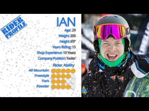 Video: Rossignol District Snowboard 2017 9 40