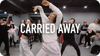 Carried Away   H.E.R.  Lia Kim Choreography