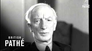 Sir William Beveridge Talks To Pathe Gazette (1942) - Video Youtube