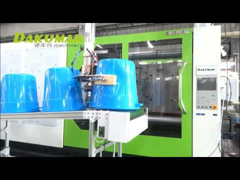 Plastic Injection Moulding Machine - Plastic Injection