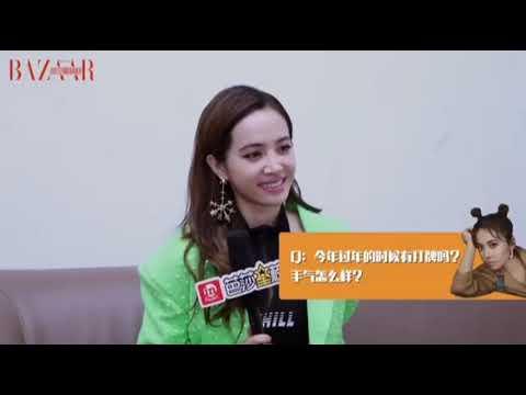【芭莎星榜樣專訪】蔡依林透露第五波主打是《紅衣女孩》?!