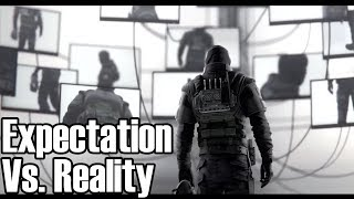 DLC Operator Videos Vs. Reality 2 - Rainbow Six Siege