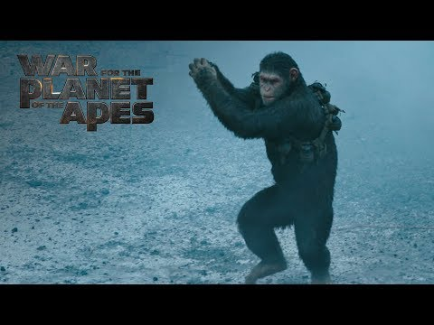 War for the Planet of the Apes (TV Spot 'Fight')