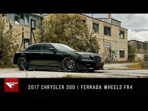 2017 Chrysler 300 | Asylum of the 300 | Ferrada Wheel FR4