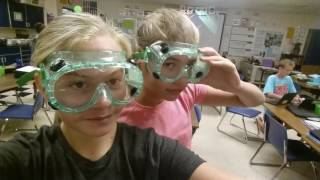 How to Properly Wear Safety Goggles
