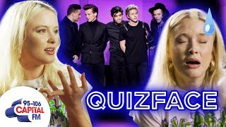 The One Where Zara Larsson Forgets Louis | Quizface | Capital