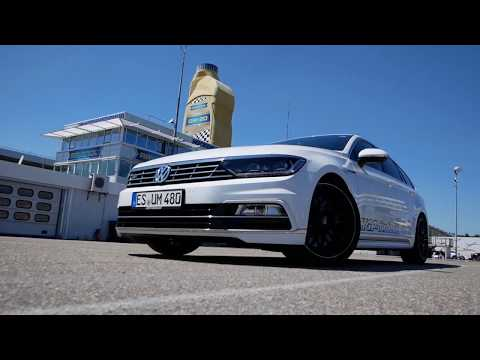 ENGL. VER: VW Passat B8 Wagon 2.0 TSI (480 hp) by HGP-Turbo on Track - incl. 186 mph Autobahn run!