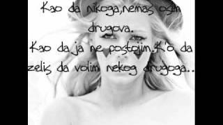 Natasa Bekvalac-Ne kuni se u svoje drugove(Lyrics)