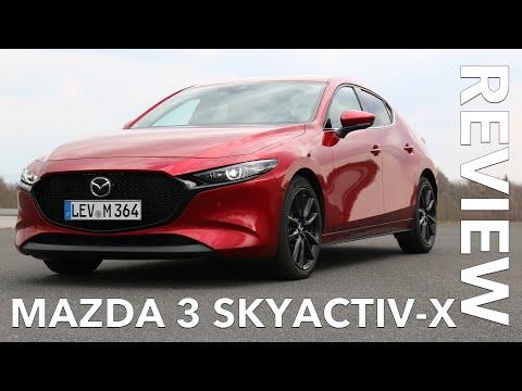 2020 Mazda 3 Skyactiv-X Fahrbericht Test Meinung Kritik Fakten Review Kaufberatung Voice over Cars