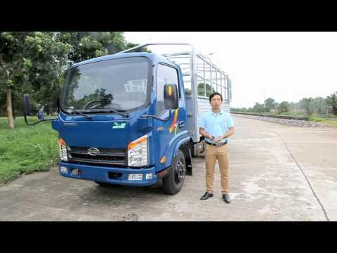 Giới thiệu Xe tải VEAM VT252-1