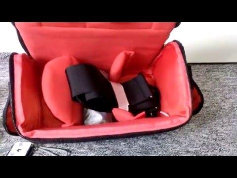 Kamera Tasche Größe XL hochwertige robuste DSLR Kameratasche
