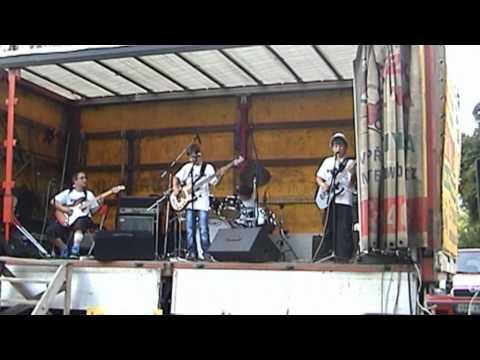 Blackstars band - Neckyáda v Rajhradě 2014 Blackstars band - Naděje (premiéra)