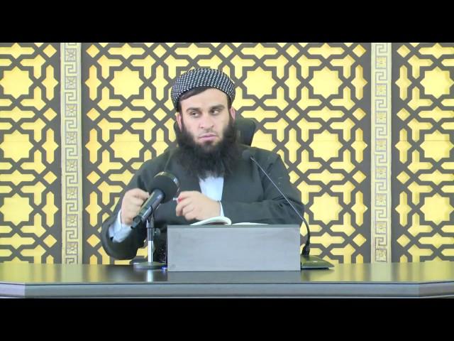 وانەی (05 - تيسير العليِّ شرح شمائل النبيِّ للترمذيِّ (5) الحديث السابع)