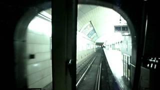 大阪市営地下鉄御堂筋線 淀屋橋→中津(20120222) Osaka City Subway