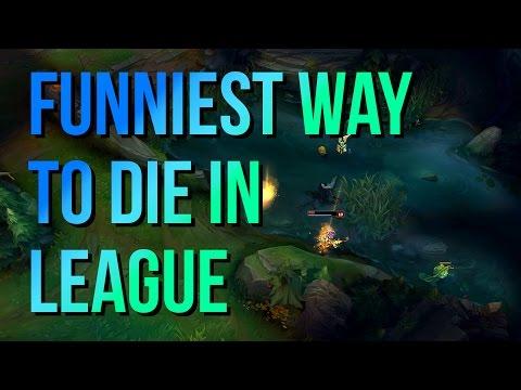 挑戰最爆笑死法