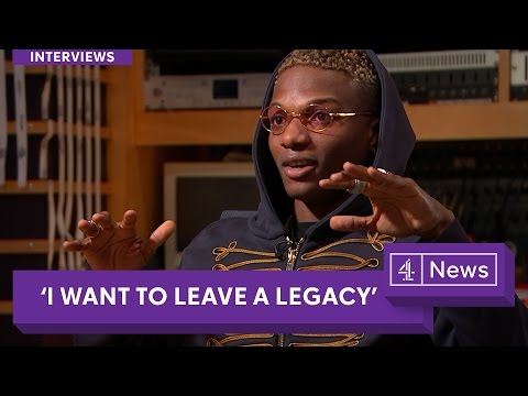 Wizkid (Extended interview): 'Music is a universal language' - and the perception of Africa