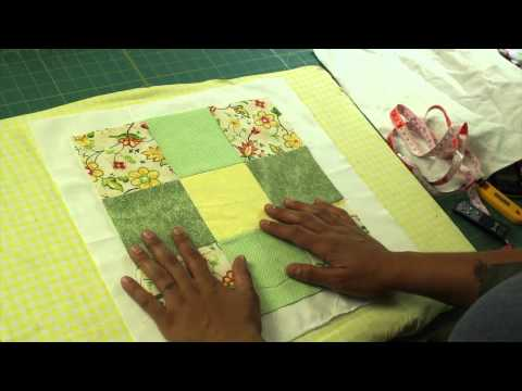 Backing, Basting & Quilting your quilt