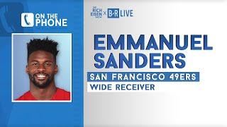 Emmanuel Sanders Talks Lamar Jackson, Joining 49ers & More w/Rich Eisen   Full Interview   11/27/19